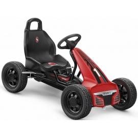 Веломобиль Puky F550L 3640 black/red черный/красный