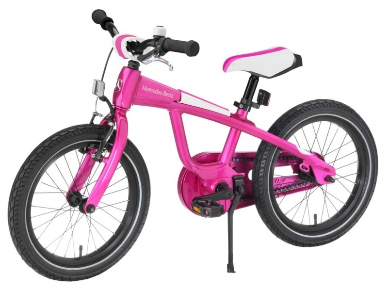 Mercedes benz kids bike for Mercedes benz kids