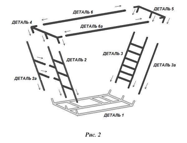 инструкция по сборке ранний старт люкс - фото 3